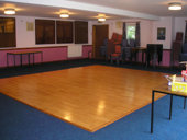 Club function room image